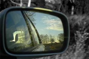 Mirando hacia atrás